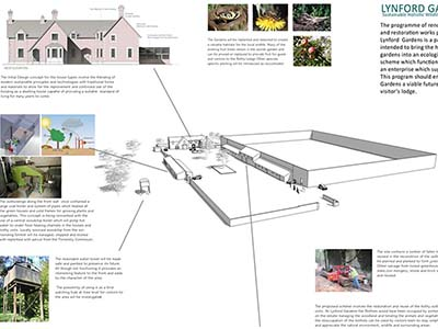 Clayland Architects Design of Lynford Gardens