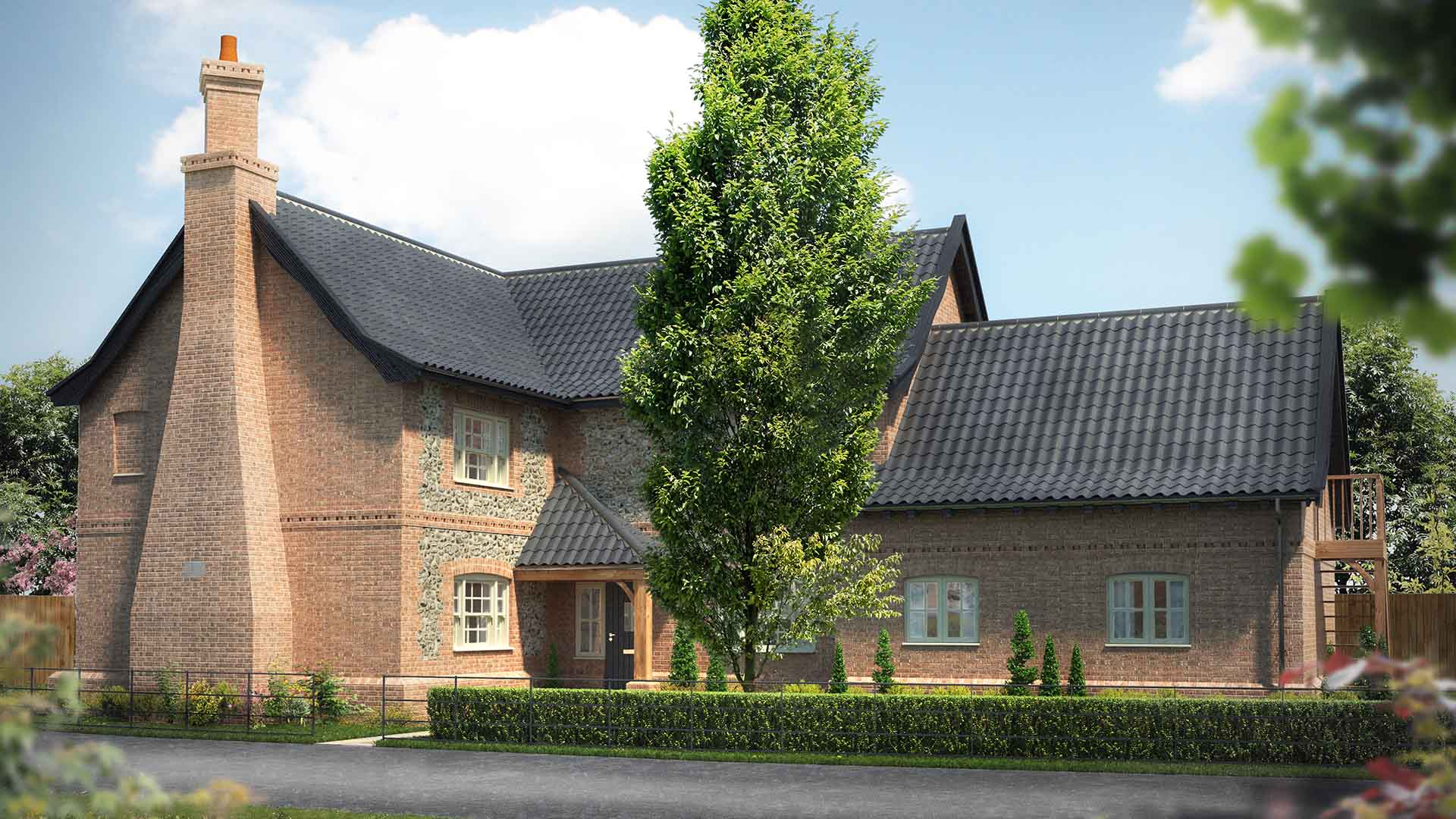 Norfolk architects for the best designs clayland architects for Architects norfolk